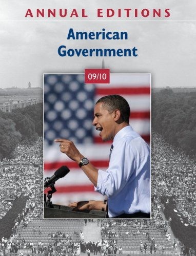Annual Editions: American Government 09/10
