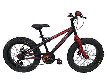 "Star Wars Darth Vader Fatbike bicicleta niño negro 20 "" ..."