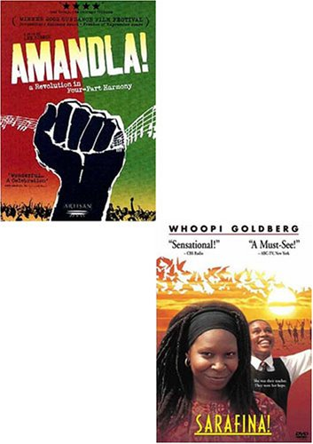 Amandla ! - A Revolution in Four-Part Harmony / Sarafina! (2 Pack)