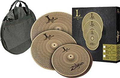 ZildjianL80 Series LV468 Low Volume Cymbal by Zildjian