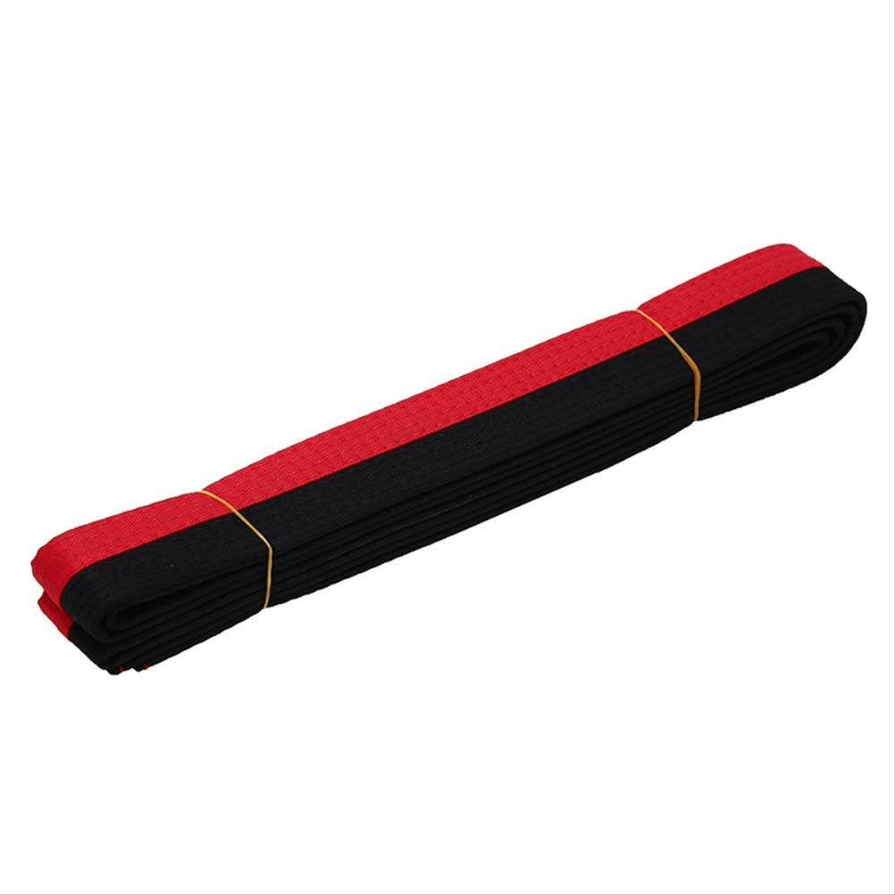 yingteng Cintur/ón de Taekwondo de 280 cm 280 cm Judo Karate Karate Doble Banda de Artes Marciales Profesional de Deportes