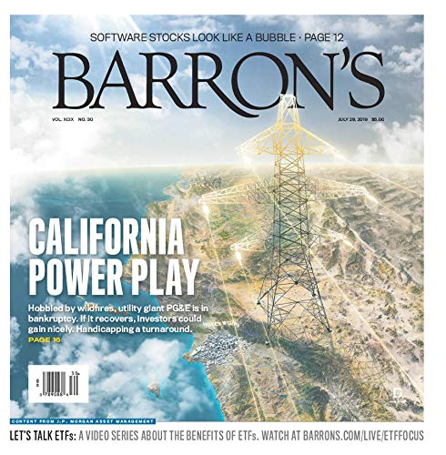 Barron's (Best Newspaper For Investors)