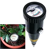 Kope Soil PH Level Moisture Light Meter Tester Plant Crop Flower Hydroponics Analyzer