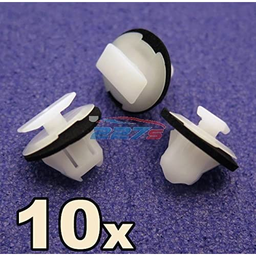 10x arche de roue/Surround Clips