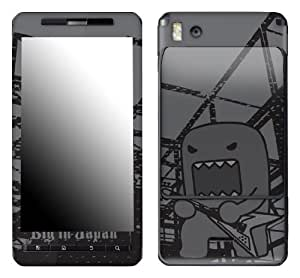 MusicSkins, MS-DOMO20151, Domo - Big In Japan, Motorola Droid X/X2, Skin