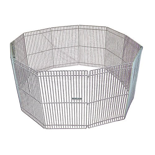 Marshall Pet Products Pet Deluxe Play Pen, ()