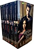 the vampire diaries story collection l j smith 7 titles in 5 books set tv tie edition itv 2 tv series the awakening the struggle the fury the reunion nightfall shadow souls midnight