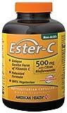 American Health Products - Ester C W/Citrus Bioflavonoids, 500 mg, 240 veggie caps by American Health