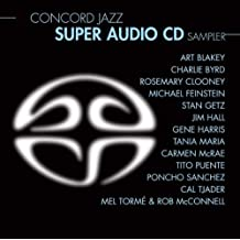 Concord Records Sacd Sampler