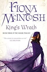 King's Wrath: Book Three of the Valisar Trilogy