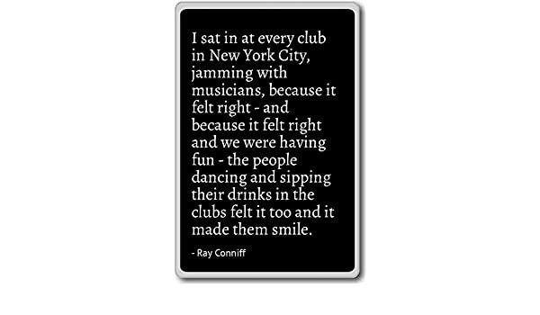 Amazon com: I sat in at every club in New York City, jammin