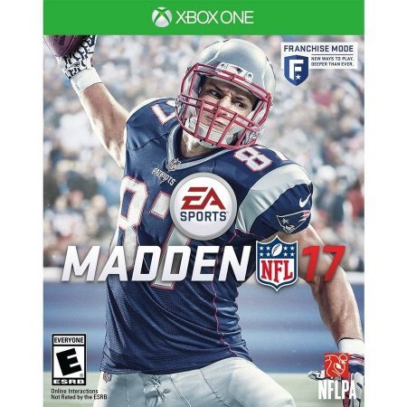 Madden NFL 17 (Xbox One) -  Electronic Arts, 73382