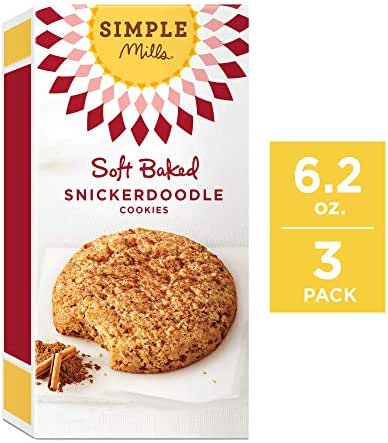 Cookies: Simple Mills Soft Baked