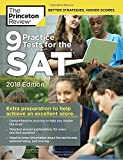 img - for 9 Practice Tests for the SAT, 2018 Edition: Extra Preparation to Help Achieve an Excellent Score (College Test Preparation) book / textbook / text book