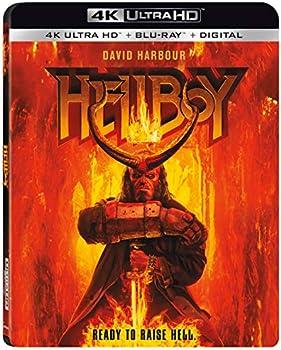 Hellboy 4K UHD + Blu-ray + Digital