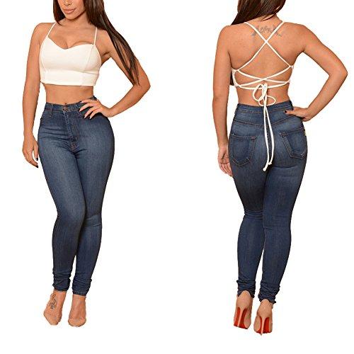 VLUNT - Camiseta sin mangas - para mujer blanco