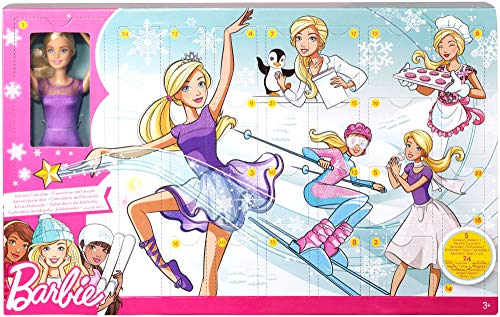 Barbie Advent Calendar 2018