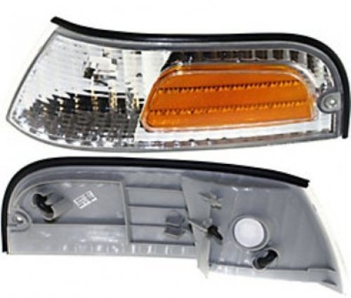 Turn Signal Light Fits 98-07 FORD CROWN VICTORIA LX S LEFT LH SIDE CORNER LAMP NEW