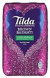 Tilda Wholegrain Basmati Rice 500 g (Pack of 5)
