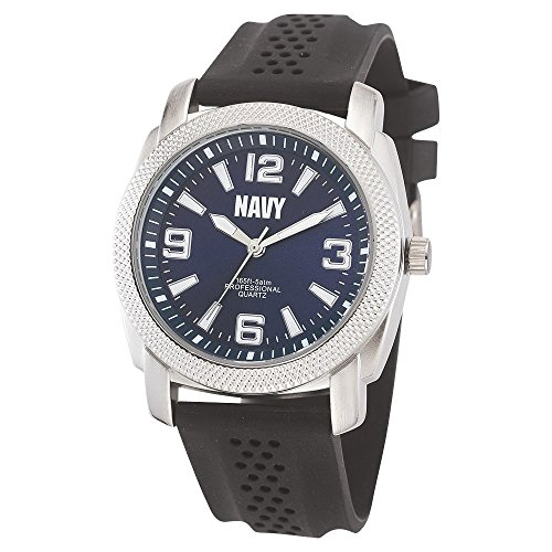 Amazon.com: US Navy Wrist Armor C21 Watch, Blue Dial & Blk Rubber Strap: Watches