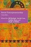 img - for Social Entrepreneurship (The International Library of Entrepreneurship Series, #26) Two Volume Set book / textbook / text book