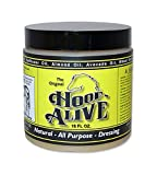Hoof-Alive. Natural, All-Purpose Dressing Penetrates Hoof Wall and Living Tissue. Promotes Strong, Healthy Hoof Growth While Healing Water and Quarter Cracks. Non-Irritating. Petroleum-Free. (16)