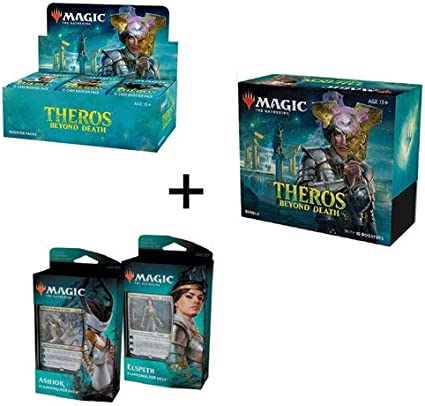 MTG Magic The Gathering Theros Beyond Death Booster Box x 3
