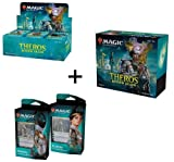 MTG Magic the Gathering Theros Beyond Death Booster Box + Bundle + Both Planeswalker Decks!
