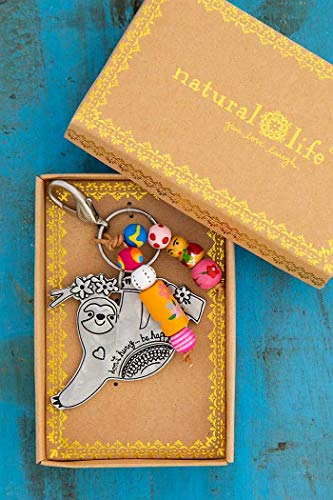(Don't Hurry Santa Fe Keychain)
