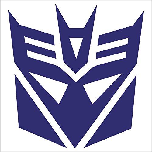 (NS-FX Transformers Decepticon - Car, Truck, Notebook, Vinyl Decal Sticker #1037 (6