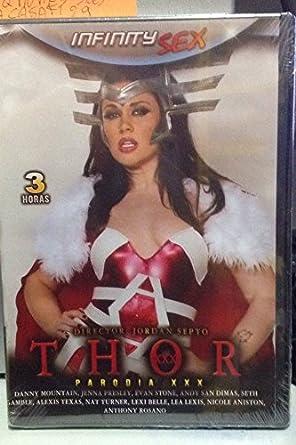 Thor Parodia Xxx Jordan Septo Ifg Amazon Co Uk Danny Mountain Jenna Presley Dvd Blu Ray