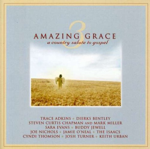 Amazing Grace 3: A Country Salute to Gospel by Emm/Sparrow