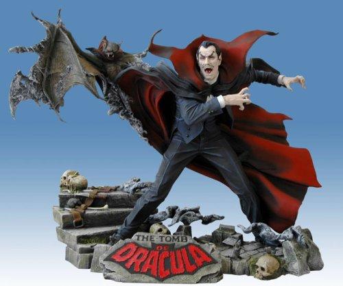 Marvel Milestones Tomb Dracula Statue