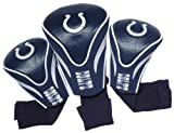 NFL Indianapolis Colts 3 Pack Contour Head Covers
