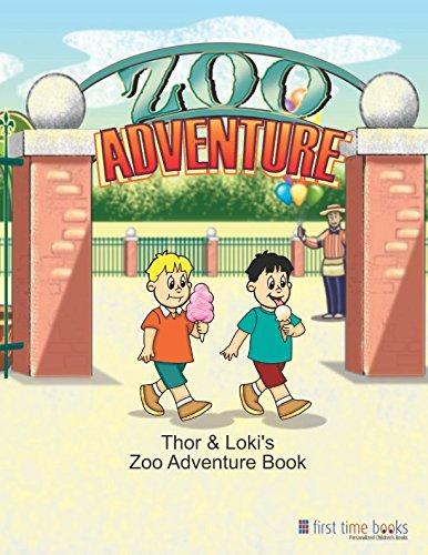 Download Thor & Loki's Zoo Adventure Book PDF