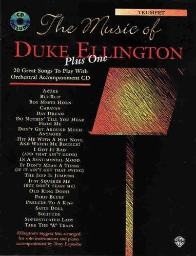 The Music of Duke Ellington Plus One: Trumpet, Book & CD ebook