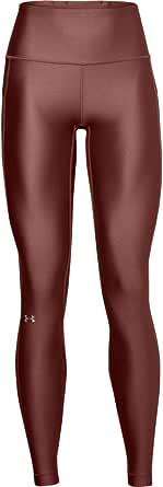 Under Armour UA HG Armour Hi-Rise Legging Ligero Legging Deportivo, Cómodas Mallas Para Mujer Mujer Azul (Ryl) M