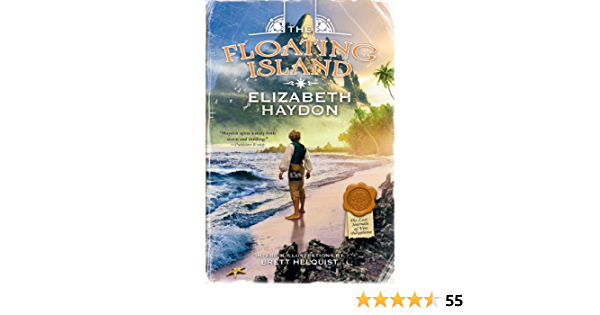 Ebook The Floating Island The Lost Journals Of Ven Polypheme 1 By Elizabeth Haydon