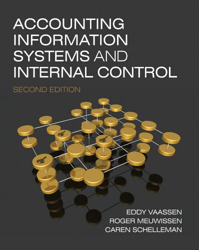 Download Accounting Information Systems and Internal Control Pdf