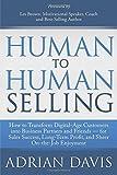 Human to Human Selling, Adrian Davis, 1614485402