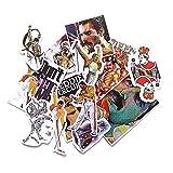 12sets/lot 13pcs/Set Freddie Mercury Vintage Decal Scrapbooking Kids Toy for DIY Phone Laptop Waterproof Stickers