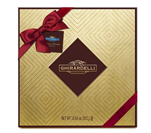 (Ghirardelli Assorted Large Gift Box, 10.64 Oz)