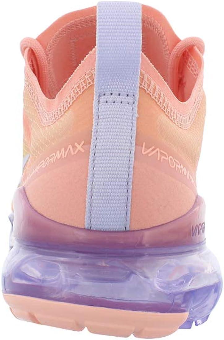 Nike Damen WMNS Air Vapormax 2019 Laufschuhe Mehrfarbig Bleached Coral Amethyst Tint 603