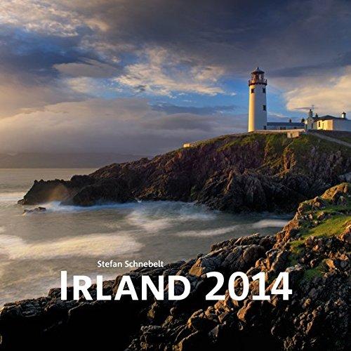 Irland 2014, Broschürenkalender: Irland Bildkalender mit praktischem Nutzkalendarium
