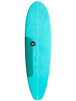 Tabla de Surf Keanu Fun Squash 6 8 – Opal Teal