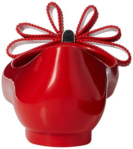 Jw Doll Red Melissa para Mujer Bailarinas Bow Rojo da5xp5q