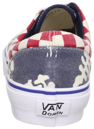 Maui Sneakers Navy Van Vans Checkered Doren U unisex Era qH884C