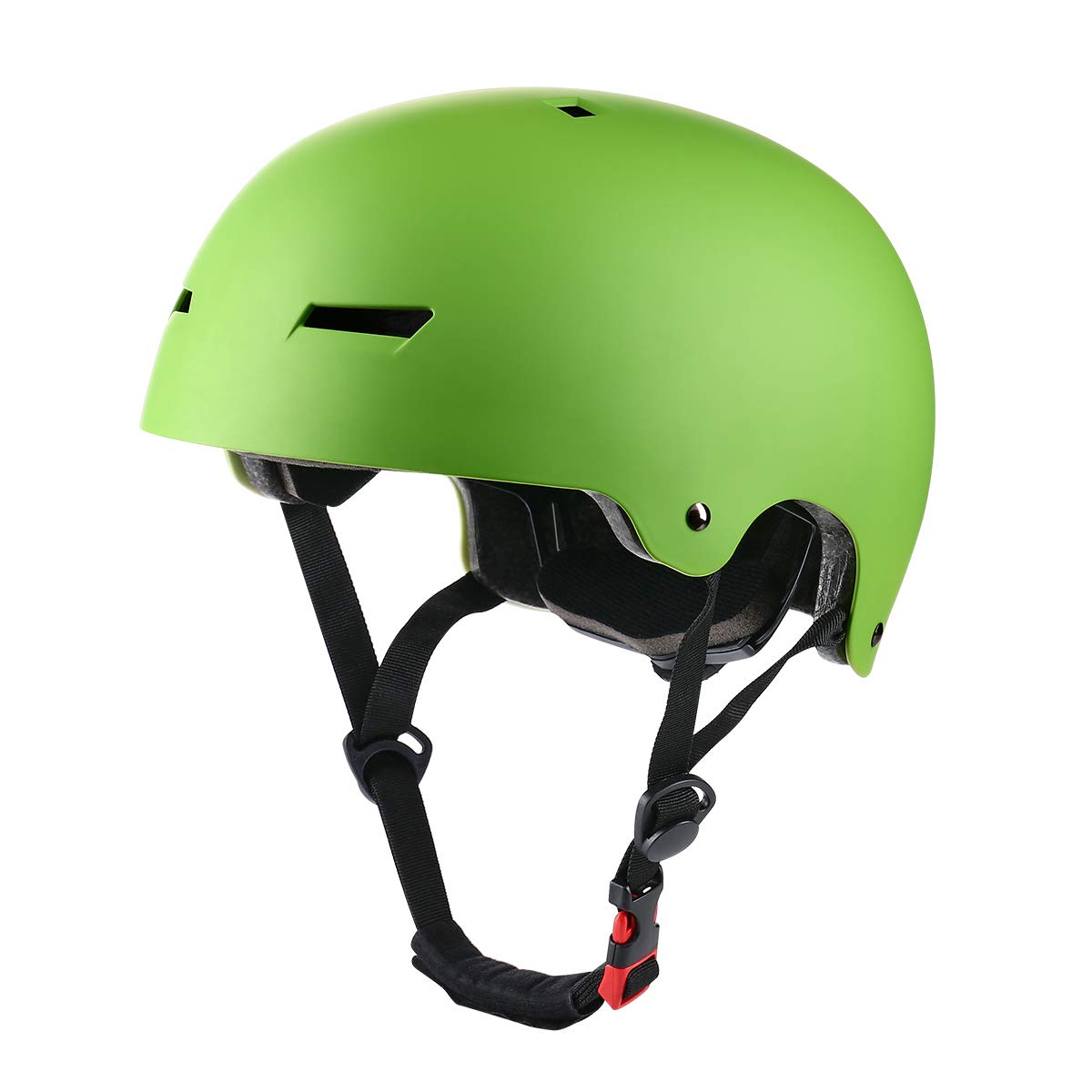 PHZING Kid's Bike Helmet with Adjustable System Ideal for Skateboard Longboard Scooter Skate/Inline Skating for Adults/Youth/Kids