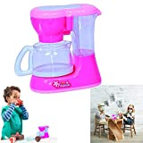 Dazzling Toys Delicious Coffee Maker Play Set Pretend Play...