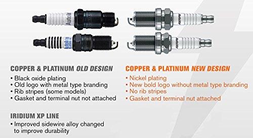 Amazon.com: Autolite 458 Copper Non-Resistor Spark Plug, Pack of 1: Automotive